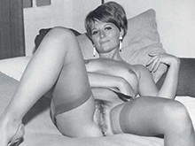 Vintage classic porn girls with natural tits and hairy armpits get fuck in beaver pussies with extreme anal drill scenes