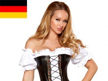 German porn industry is famous all around the world for its unrepeatable passion and luxury pornstars