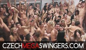 Czech Mega Swingers