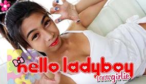 Hello Ladyboy