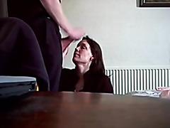Amateur wife blow