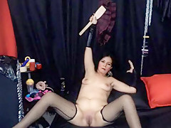 Hottest webcam Brunette, MILF movie with sofiafetich chick.