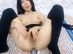 Incredible webcam College, Asian video with weixin1090 girl.