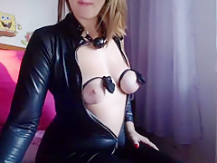 Incredible Amateur video with Toys, Fetish scenes