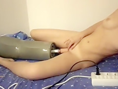 Fabulous Amateur record with Solo, Orgasm scenes