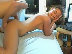 Horny Amateur record with Close-up, Cunnilingus scenes