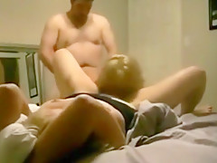 Amazing Amateur video with Threesome, Cunnilingus scenes