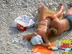 Fabulous Homemade movie with Nudism, Voyeur scenes