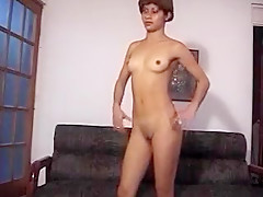 Crazy Amateur movie with Solo, Strip scenes