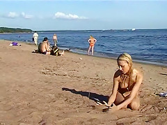 Crazy Amateur clip with Reality, Outdoor scenes