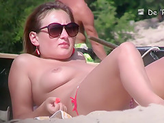 Crazy Amateur movie with Beach, Reality scenes