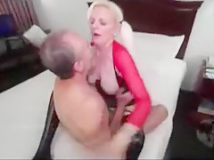 Crazy Homemade movie with Gangbang, MILF scenes