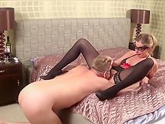 Amazing Homemade video with Lingerie, Hardcore scenes
