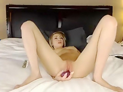 Amazing Amateur movie with Toys, Doggy Style scenes