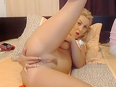 Fabulous Homemade clip with Toys, MILF scenes