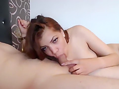 Exotic Amateur record with Girlfriend, Blowjob scenes