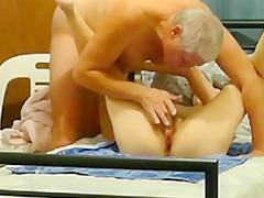 Crazy Amateur record with Masturbation, Hairy scenes