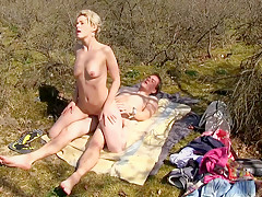 Hottest Homemade video with Outdoor, Big Dick scenes