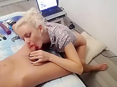 Incredible Amateur record with Stockings, Doggy Style scenes