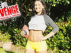 Alicia Tease & Codey Steele in A League Of Her Own - GRRevenge