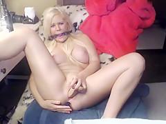 Best Homemade movie with Masturbation, Blonde scenes