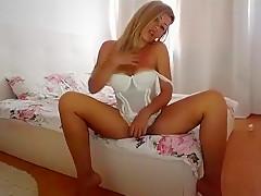 Hottest Amateur record with Masturbation, Webcam scenes