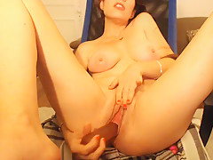 Hottest Amateur movie with Cam4, Solo scenes