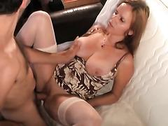 Fucking her ass deeply