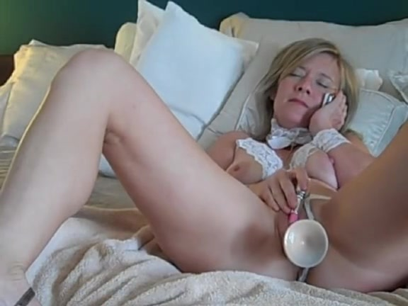 Hot mature mom anal sex