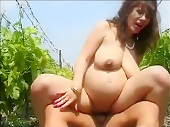 Exotic Homemade video with MILF, Outdoor scenes