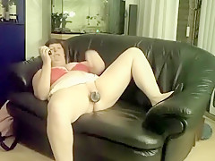Incredible Amateur video with BBW, Ass scenes