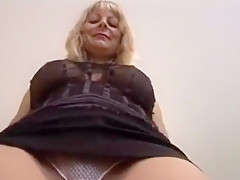 Fabulous Homemade movie with Blonde, Fetish scenes