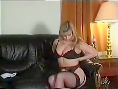 Amazing Homemade record with MILF, Solo scenes