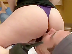 Hottest Amateur video with Face Sitting, Ass scenes