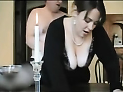 British Amateur Housewife Gets Her Bbw Ass Fucked