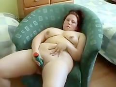 Incredible Amateur clip with Masturbation, BBW scenes