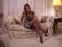 Horny Homemade movie with MILF, Foot Fetish scenes