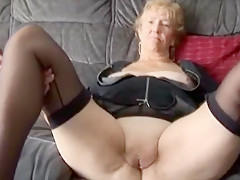 Fabulous Homemade clip with Solo, Grannies scenes