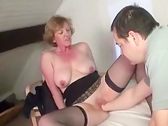 Best Homemade record with Mature, Stockings scenes