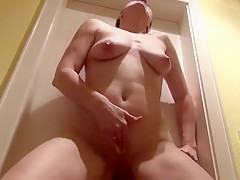 Horny Amateur movie with Toys, Close-up scenes