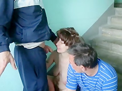 Crazy Homemade clip with Cuckold, Blowjob scenes