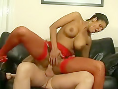 Best Homemade movie with Big Tits, Stockings scenes
