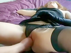Horny Homemade record with Fisting, Fetish scenes