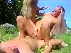 Horny Amateur record with Outdoor, Group Sex scenes
