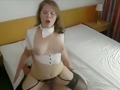 Best Homemade record with Stockings, Doggy Style scenes