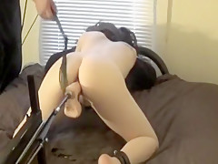 Amazing Homemade record with Fetish, Toys scenes
