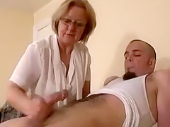 Horny Homemade video with Mature, Young/Old scenes