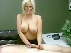 Fabulous Amateur clip with Compilation, Handjob scenes
