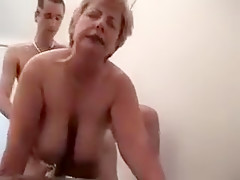 Hottest Amateur record with Mature, Young/Old scenes