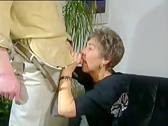 Crazy Amateur record with Compilation, Mature scenes